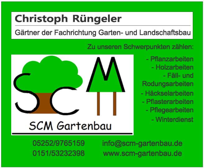 SCM Gartenbau