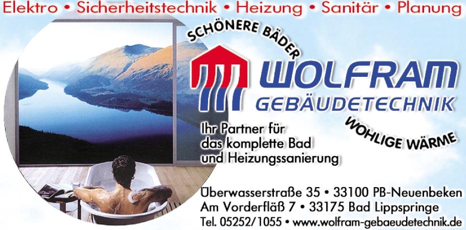 Wolfram Gebäudetechnik